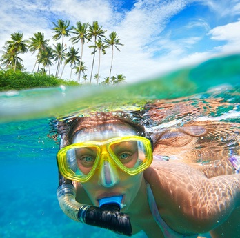 Snorkeling Equipment Rental- Honolulu, Hawaii