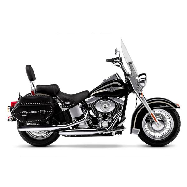 Harley Davidson Heritage Softail Motorcycle Rental Honolulu, Hawaii