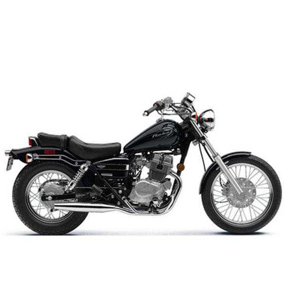 Honda Rebel Motorcycle Rental in Waikiki