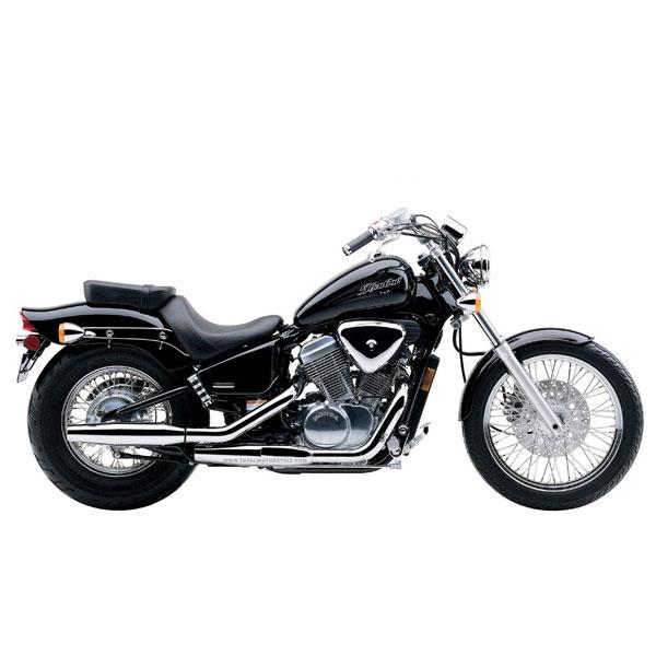 Honda Shadow Motorcycle Rental in Honolulu, Hawaii