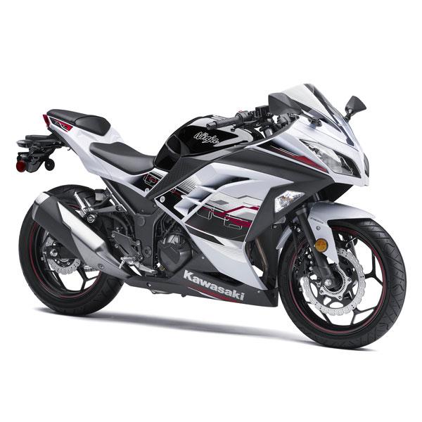 Kawasaki Ninja300 Motorcycle Rental Honolulu, Hawaii