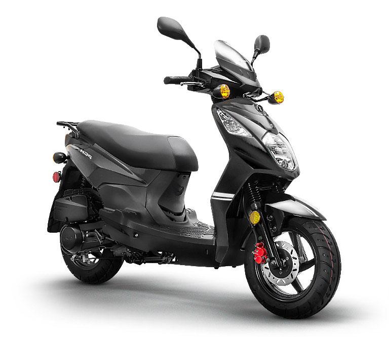 PHC 50 CC Premium Moped