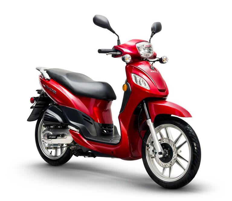 Lance SOHO 50 CC Premium Moped
