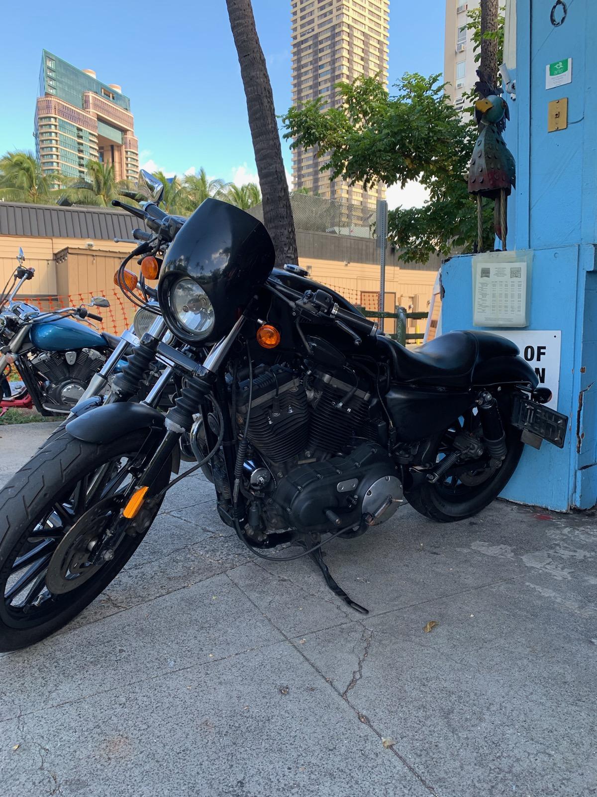 2011 Harley Davidson IRON883